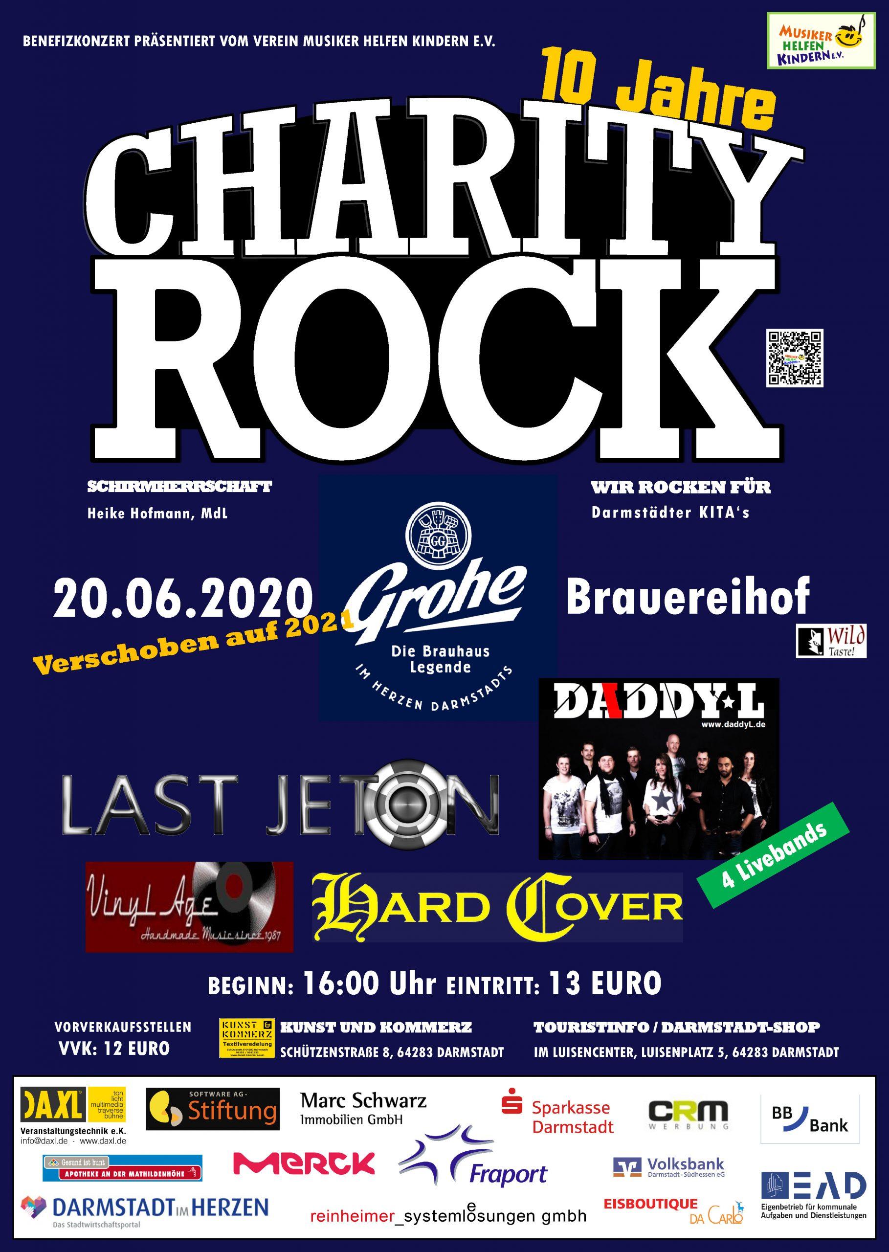 Charity Rock 2020/2021