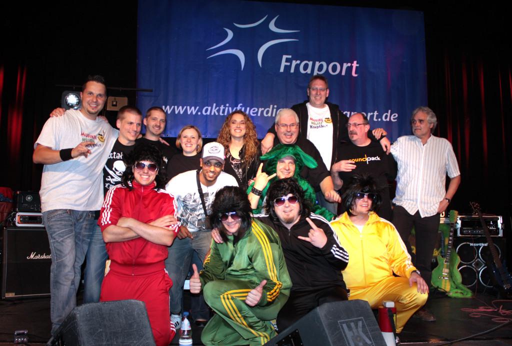 Charity Rock 2011