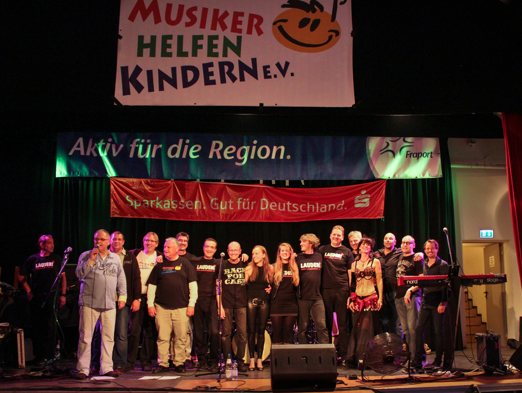 Charity Rock 2014